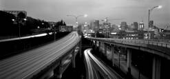 Interstate 5 by Tom Kirkendall