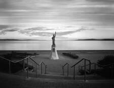 Elliot Bay by Tom Kirkendall