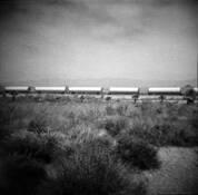 Train by Richard Bonvissuto