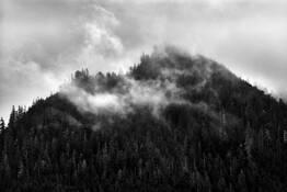 Horned Peak by Rodrigo Etcheto