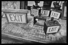 No Exit by Barbara Eberhard