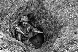 Digging a Hole by Robert Chrosciewicz