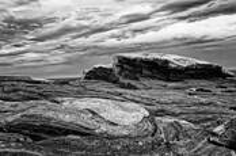 Coastal Storm by Ralph Baskin