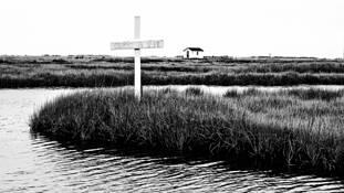 Island Cross by Rosemary Williams