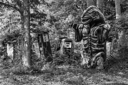 Junkyard Monster by William R. West, Jr.