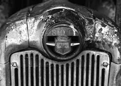 Ford 800 by John R. Kuhn, Jr.