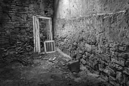 Door Frame Corner by Marj Green