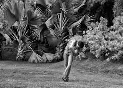 A Dancer in Inhotim I by Sonia Braga