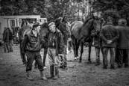 Stancilhill Horse Fair by Tyler Vance