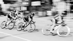 Racing by Lu Zhang