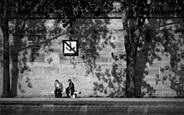 Reading by the Seine by Kay Beausoleil