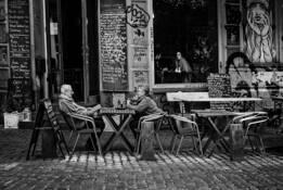 Cafe Companion by Doug Testa