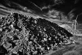 Infrared Dump Site version 1 by William R. West, Jr.