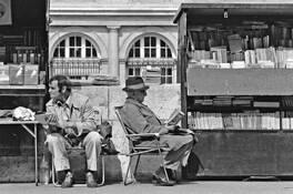 Booksellers by Jim Lustenader