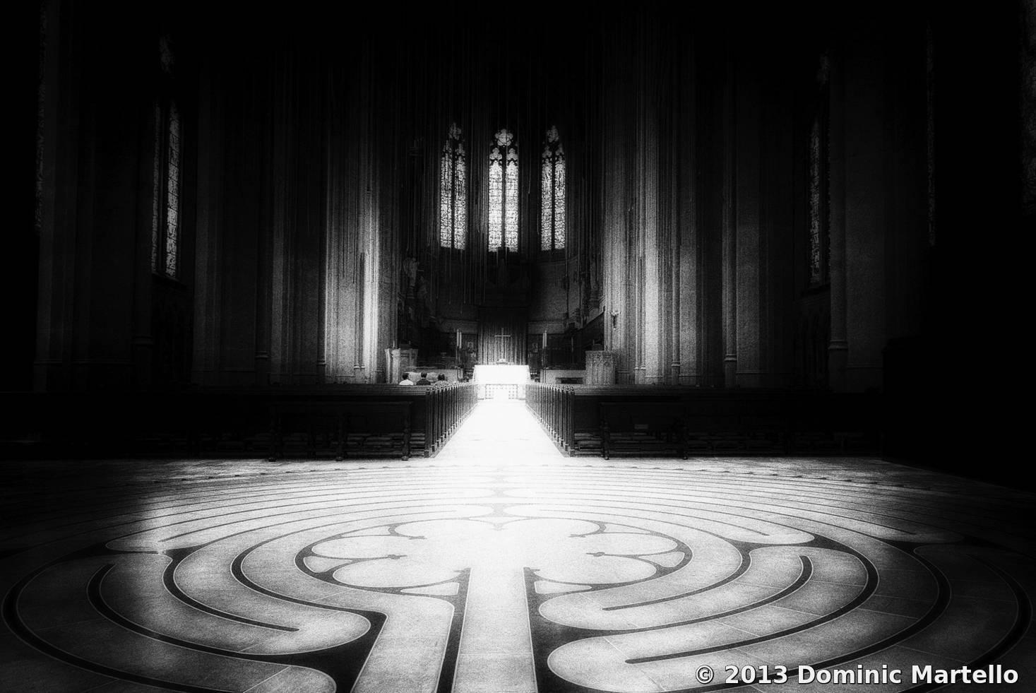 Grace Cathedral by Dominic Martello | Black & White Magazine