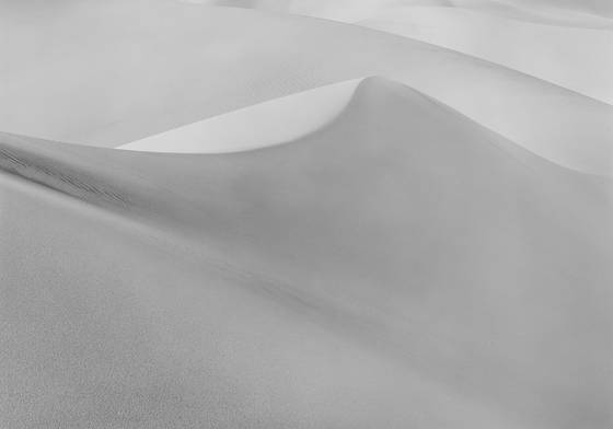 Death valley sand dunes  4