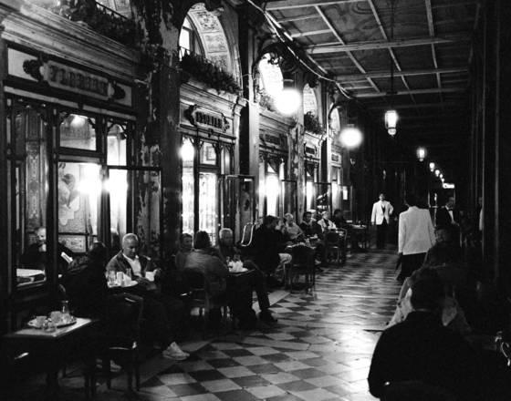 Caf  florian