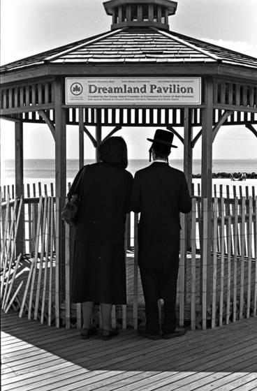 Dreamland pavilion