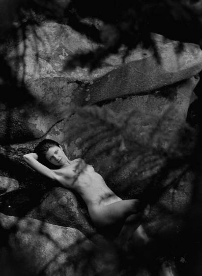 Forest nude