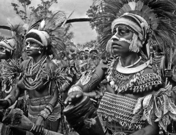 Papua dancers 2