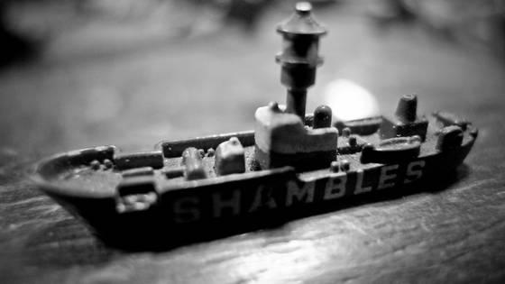 Antiquitus   shambles