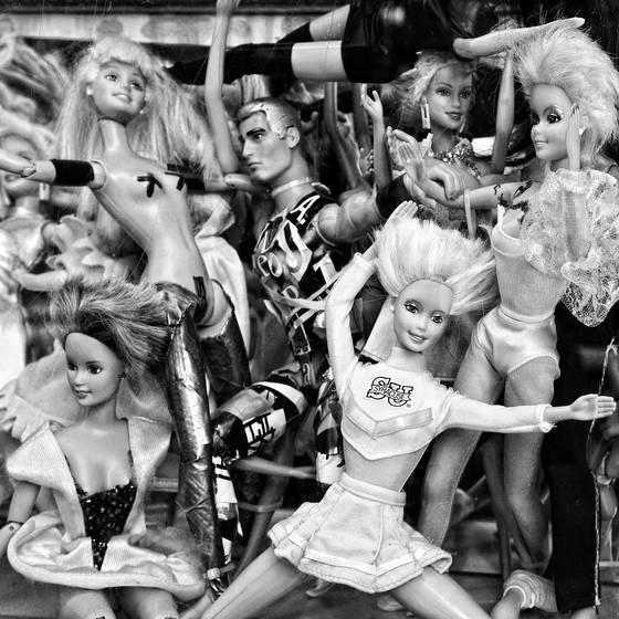 Barbie rave