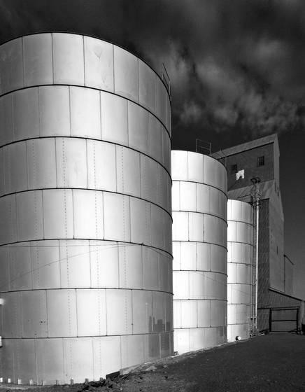 Grain elevators 1