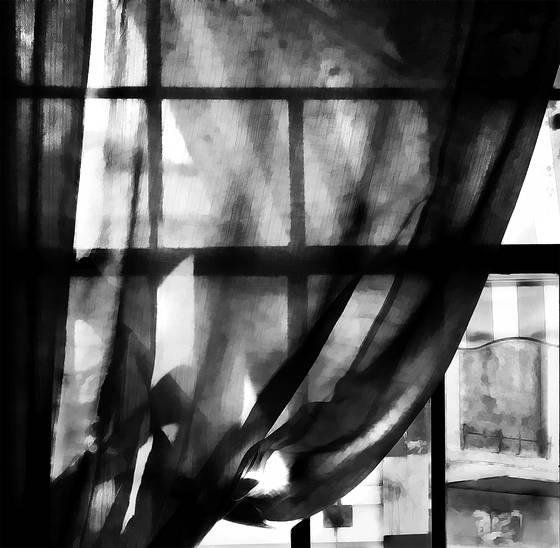 Curtain 2  tel aviv  2009