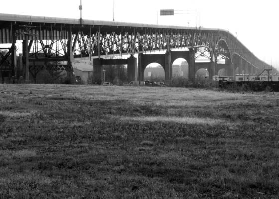 Cedar street bridge