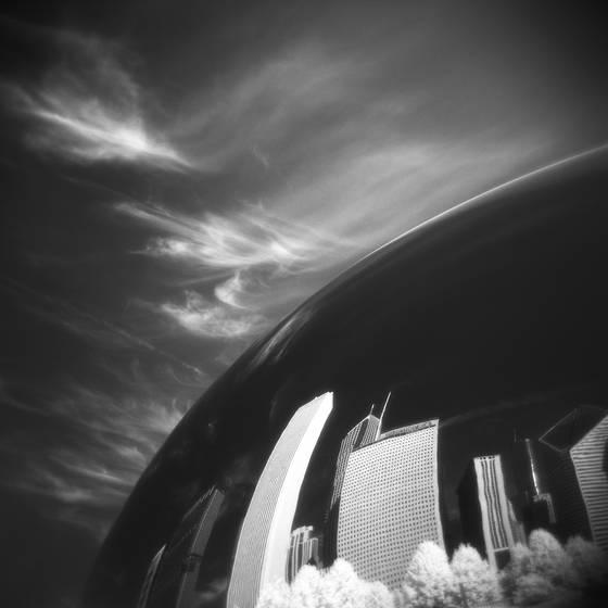 Cloud gate 1