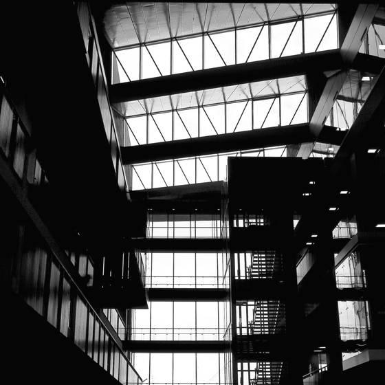 Bnz atrium