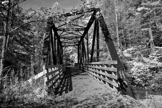 Trussell bridge 2