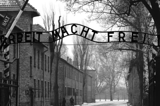 Arbeit Macht Frei by Joe Gledhill | Black & White Magazine | For Collectors  of Fine Photography