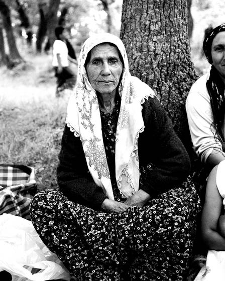 Roma women