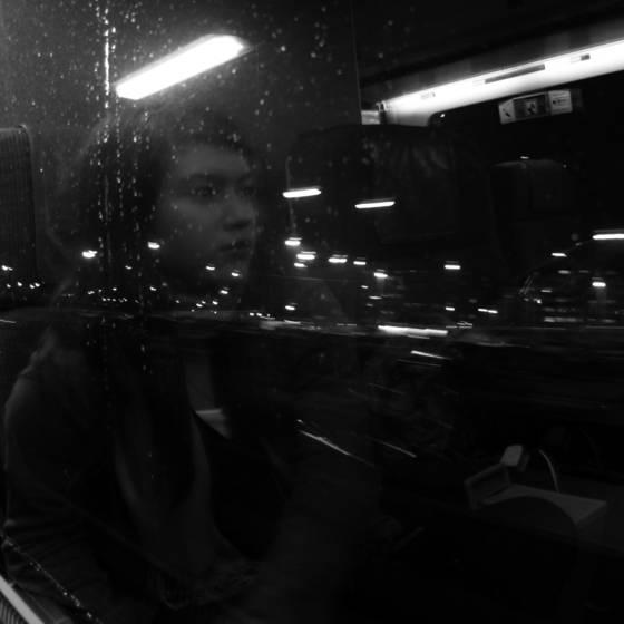 Train reflexion