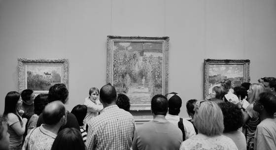 Monet frenzy at national gallery