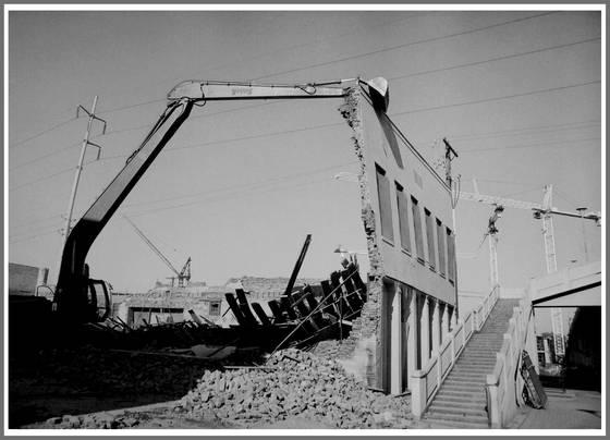 Shreve square demolition  5