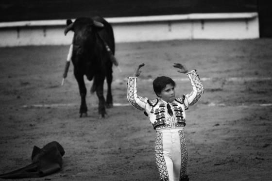Child matador