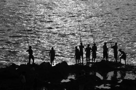 Essaouira fishermen  2
