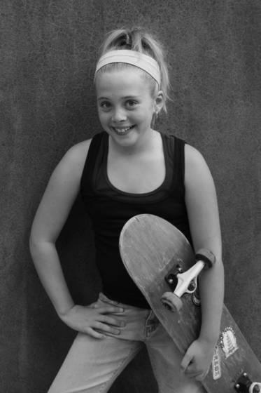 Katherine   skateboard
