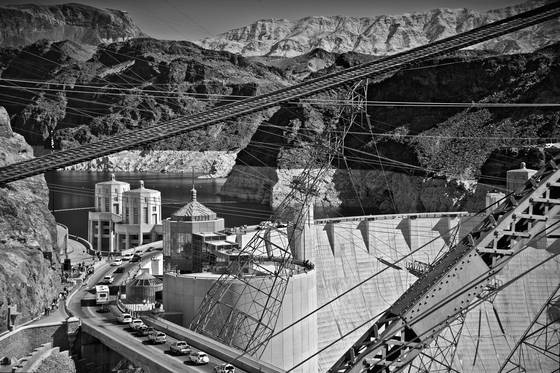 Water and power  hoover dam