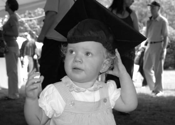 Daddy s graduation