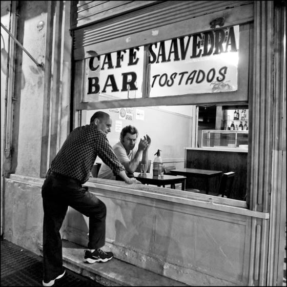 Cafe saavedra
