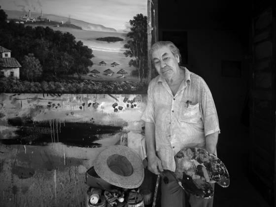 Painter from barahona