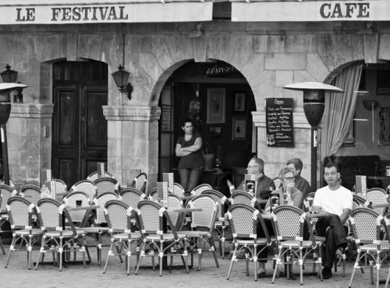 Le festival cafe