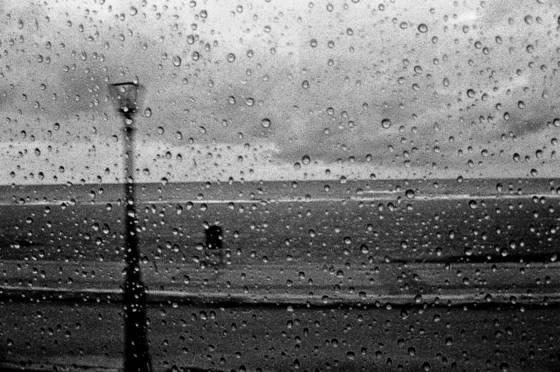 Raining pleasure