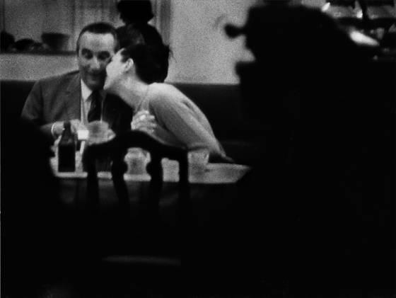 Restaurant couple