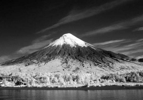 Ooron volcano