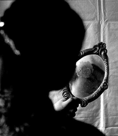 The mirror