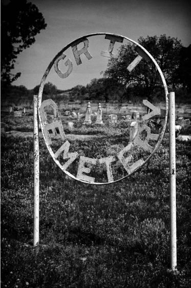 Grit cemetery